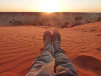 Wanderschuhe für breite Füße