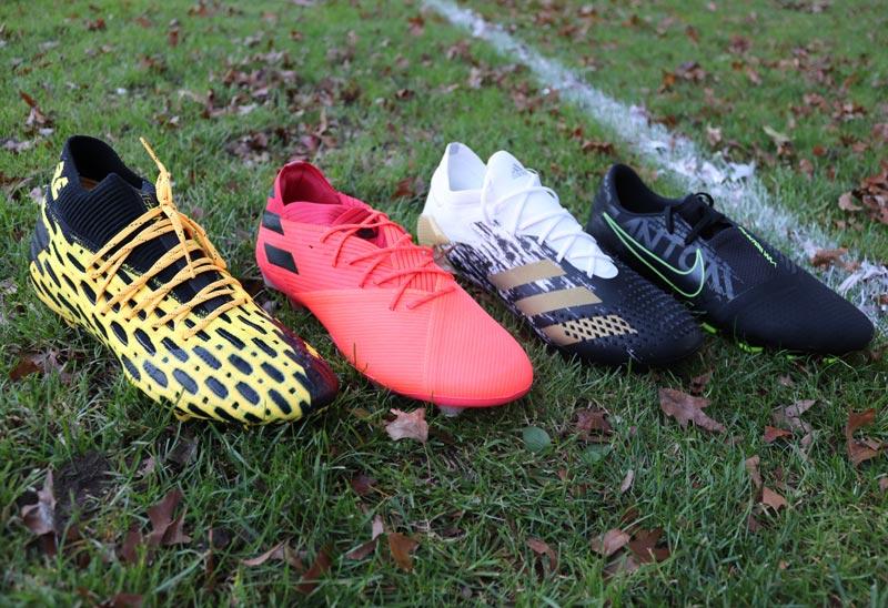 Wir haben die besten Fußballschuhe für breite Füße getestet.