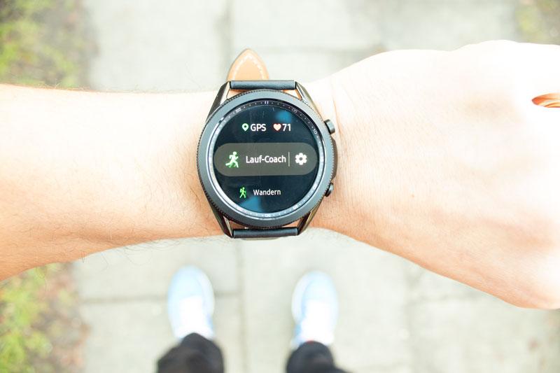 Der GPS Laufuhr Test mit zeigt die aktuellen Modelle