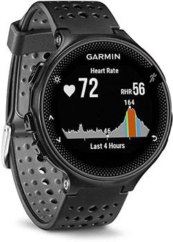 Die Garmin Foreunner 235 Laufuhr mit GPS im Test