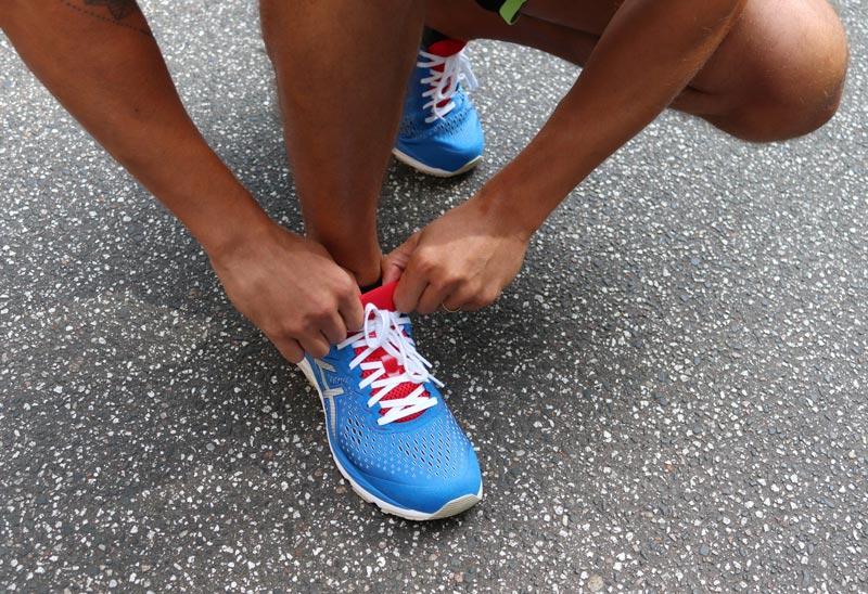 Die besten Laufschuhe ohne Sprengung im Test