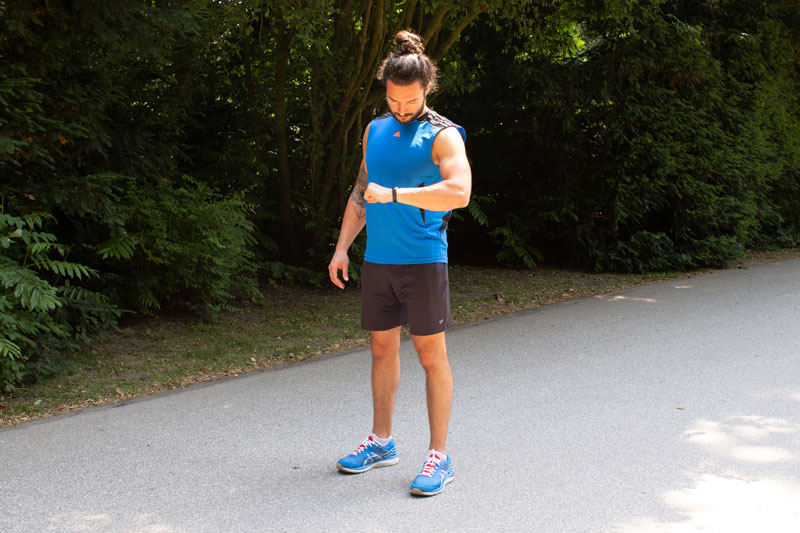 Im Test die besten Fitness Tracker mit Blutdruckmessung