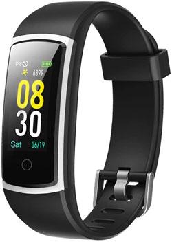 YAMAY Fitness Tracker mit Blutdruckmesser