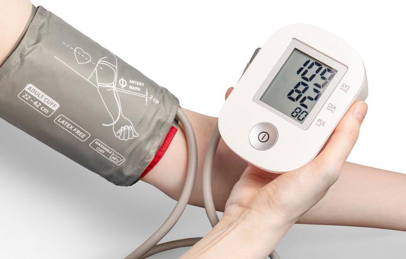 Eine Blutdruck Uhr für Damen sollte zuverlässig sein