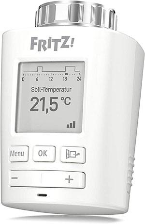 avm Fritz!dect 301 Smart home Thermostat im Test