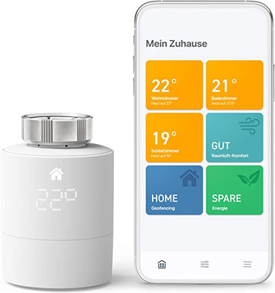 Tado smart home Thermostat im Test