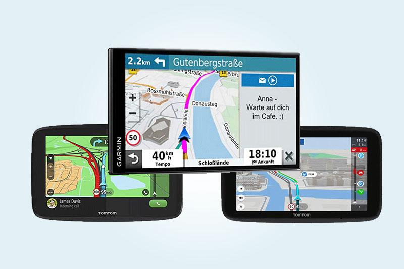 Der Auto Navi Test zeigt dir die beste Navigation für dein PKW