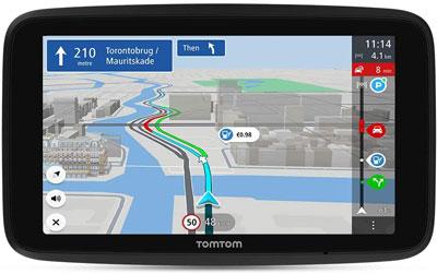 TomTom Go Discover Navi im Test