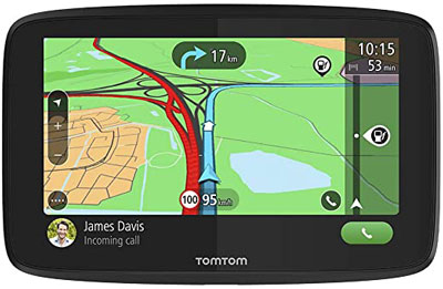 TomTom Go Essential Auto Navi Test