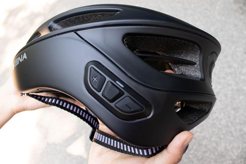 Das Fahrrad Navi mit einem smarten Helm über Bluetooth verbinden